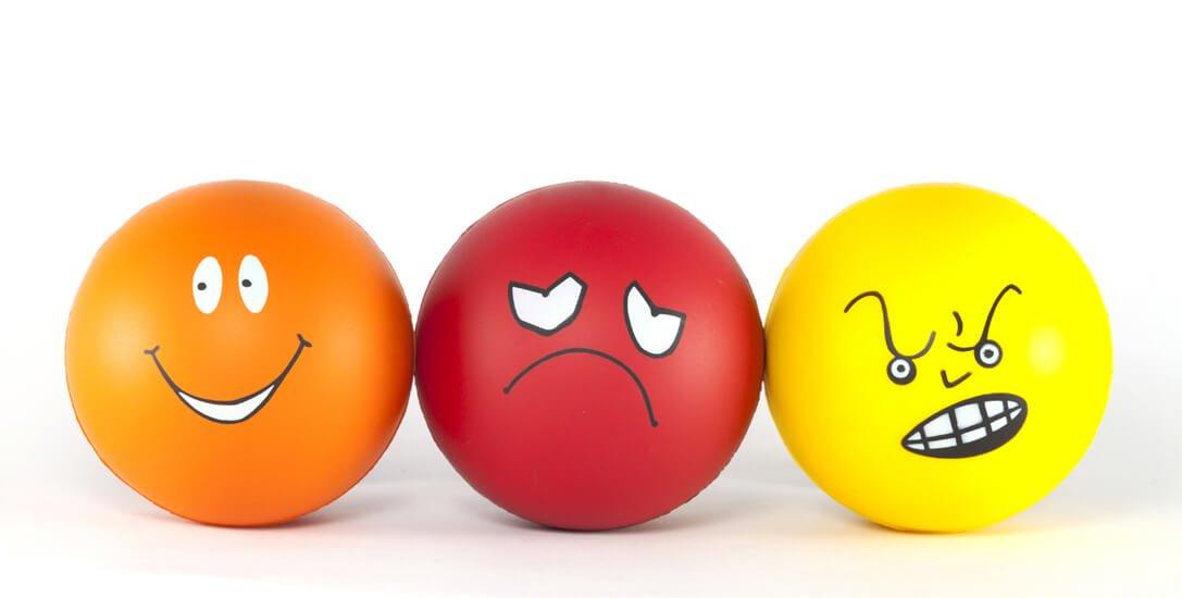 Держать отрицательные эмоции под контролем