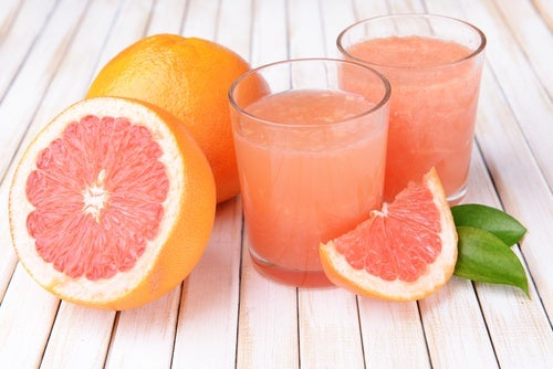 Грейпфрут и ожирение печени