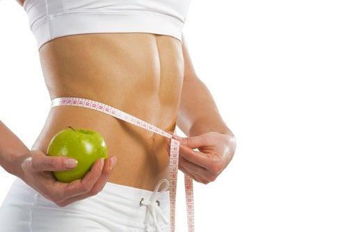 Есть яблоки, чтобы сбросить вес