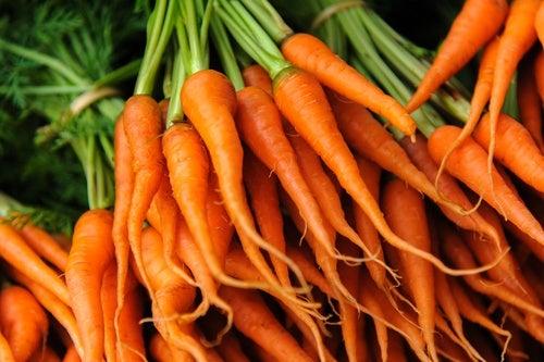 Морковь регулирует уровень холестерина в крови