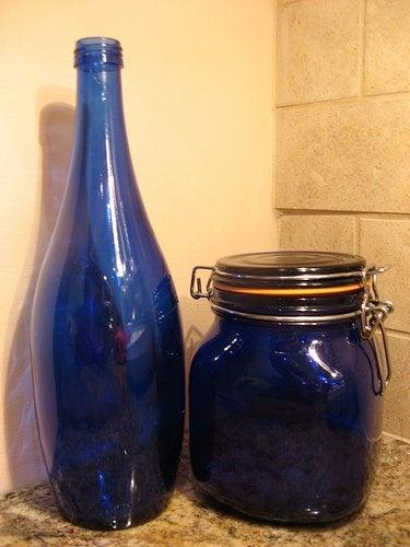 Синий цвет лечит дерматит