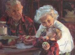 Забота о внуках
