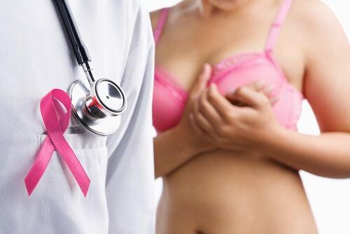 Рак молочных желез у женщин
