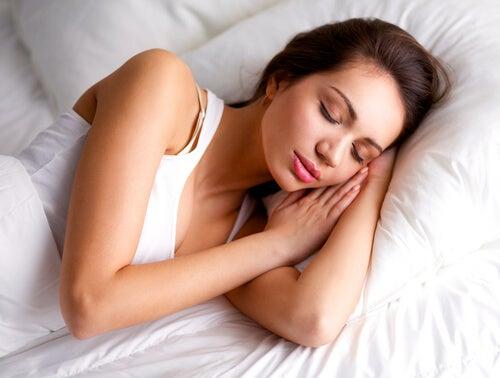 Сон снимает стресс