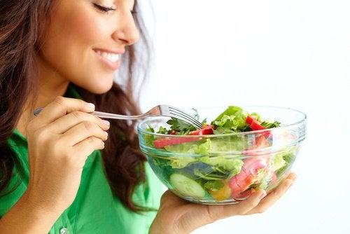 Маска и здоровое питание