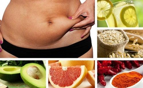 7 продуктов питания, которые помогут сжигать жир