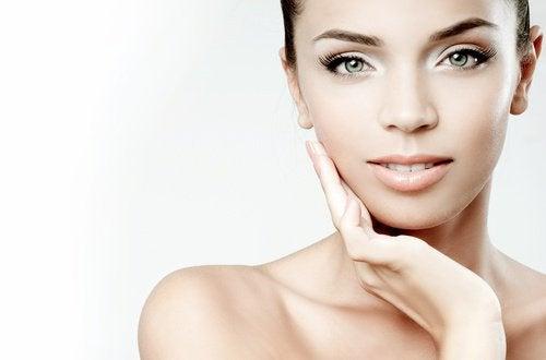 Здоровыя кожа и ногти