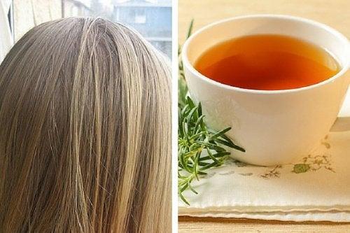 Как осветлить волосы при помощи натуральных средств