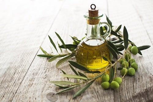 Оливковое масло и псориаз