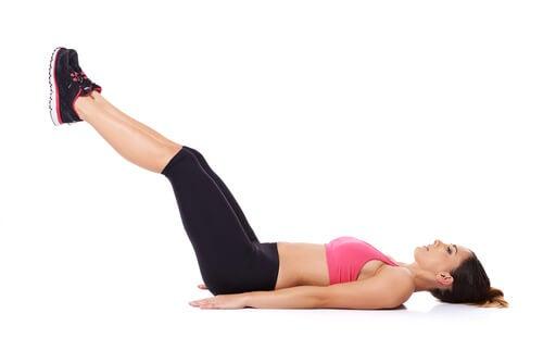 Боль в спине и подъем ног