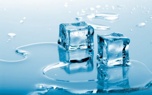 Тающий лед укрепит грудь