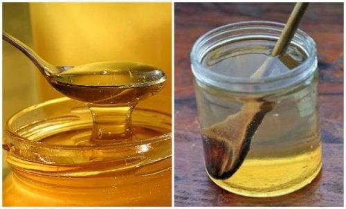 Вода с медом каждое утро