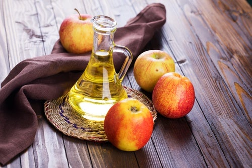 Яблочный уксус облегчит приливы