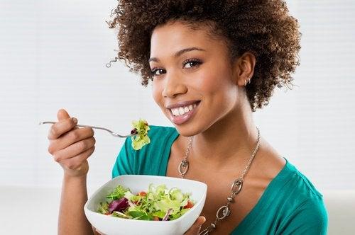 Ешь медленно чтобы сбросить вес