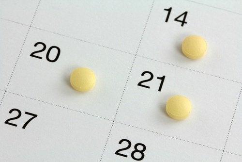 Оральные контрацептивы и избыток эстрогенов