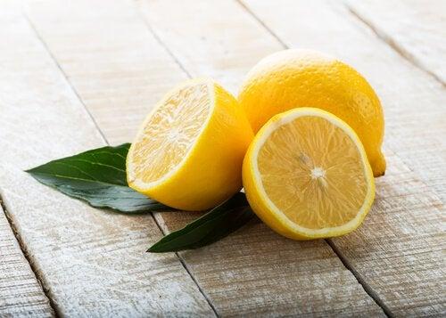 Желудок и лимон