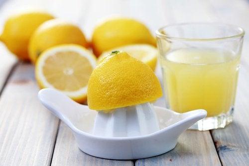 Вода с лимонным соком и ожирение печени