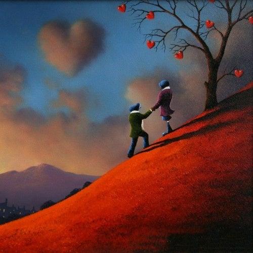 Тот, кто вас любит, найдет способ показать свои чувства!