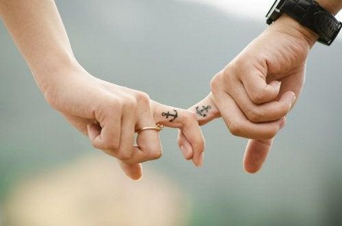 Любовь и желание влюбиться