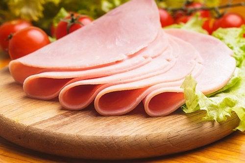 Мясные продукты и лишний вес