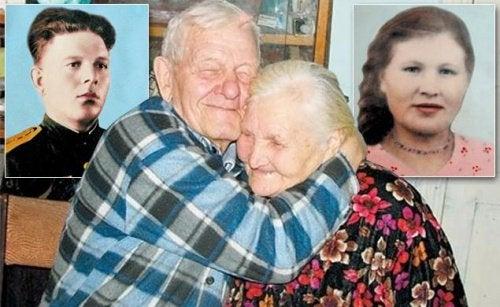 История любви Анны и Бориса Козловых