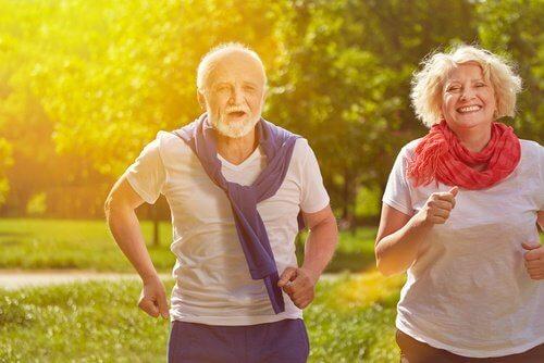 Физические упражнения и бег