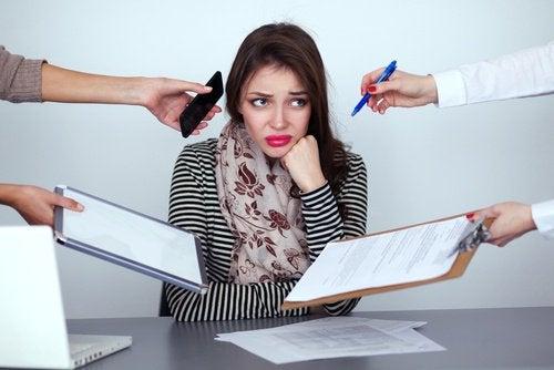 Стресс и нервное напряжение