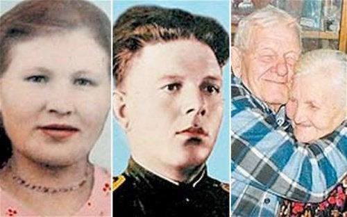 Любовь спустя 60 лет