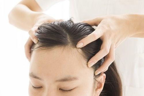 Детский тальк и шампунь для жирных волос