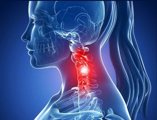 Боли в шее и боли в спине