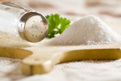 Соль и седина