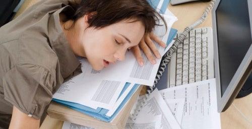 Усталость и переутомление