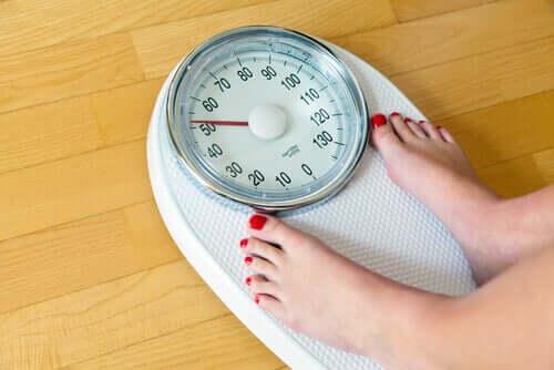 Нормальный вес и желудочный рефлюкс