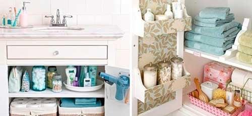 Как поддерживать чистоту и порядок в ванной: 13 «трюков»