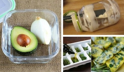 14 секретов как перестать выбрасывать продукты