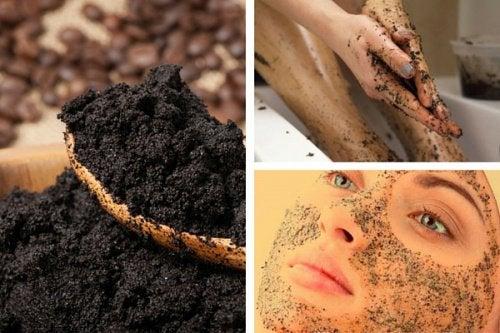Как использовать остатки кофе и другие продукты