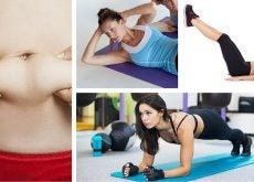 7 простых упражнений которые помогут убрать жир с живота