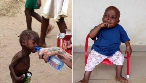 Как теперь выглядит нигерийский мальчик Хоуп, обвиненный в колдовстве!