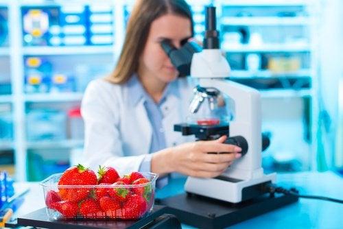 Пестициды в исследованиях