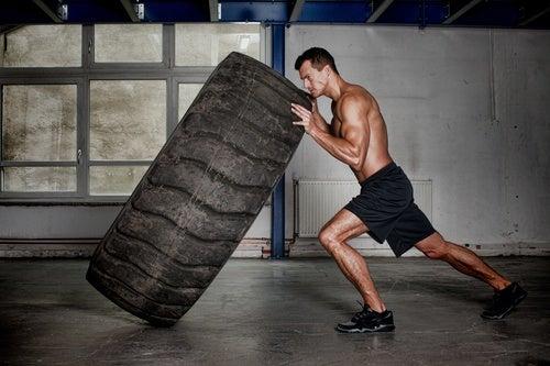 Кроссфит и упражнения