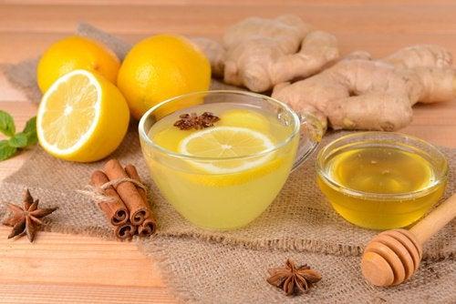 Как имбирь поможет убрать жир с живота