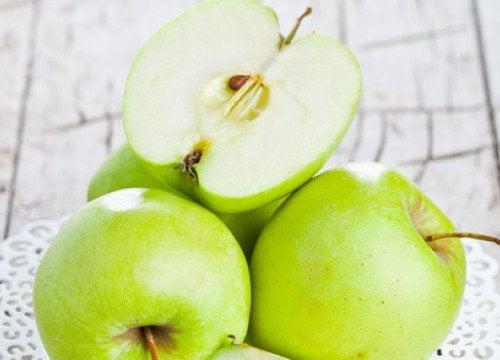 Яблоки и усталость