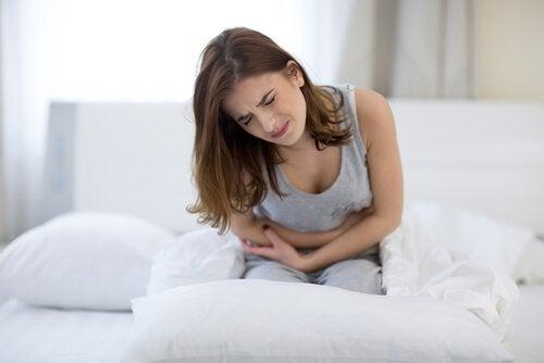 Боль в животе и эндометриоз