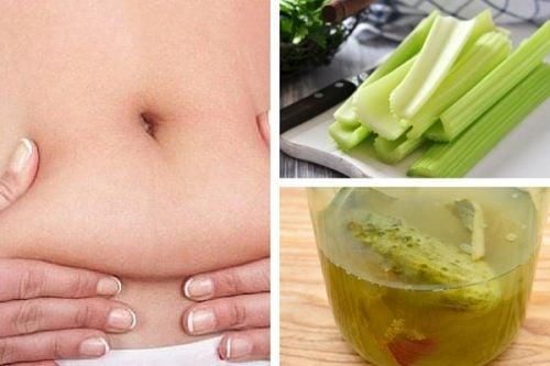 Чай из сельдерея поможет похудеть! Записывайте рецепт!
