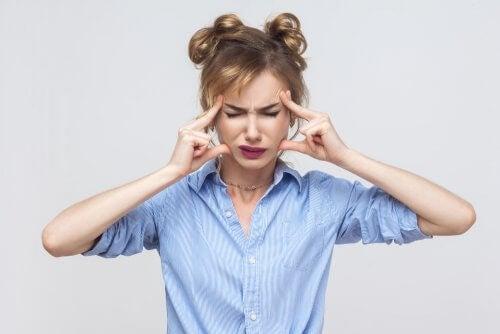 Холод как причина головной боли