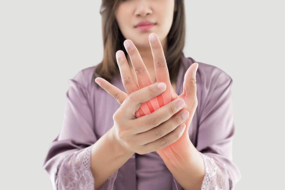 Хронический артрит