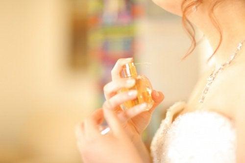 Подходящий парфюм