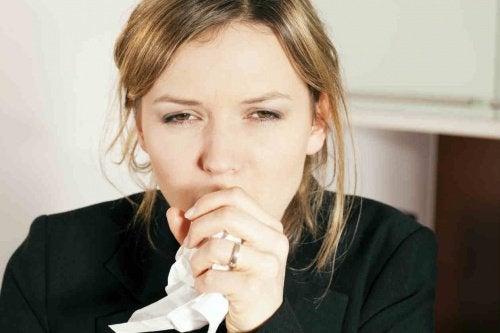 Чеснок и кашель