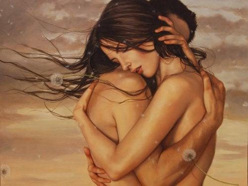 Истинная любовь мужчины и женщины