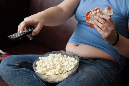 Малоподвижный образ жизни и рак шейки матки